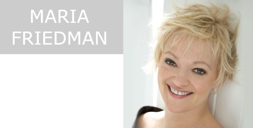 Maria Friedman arg